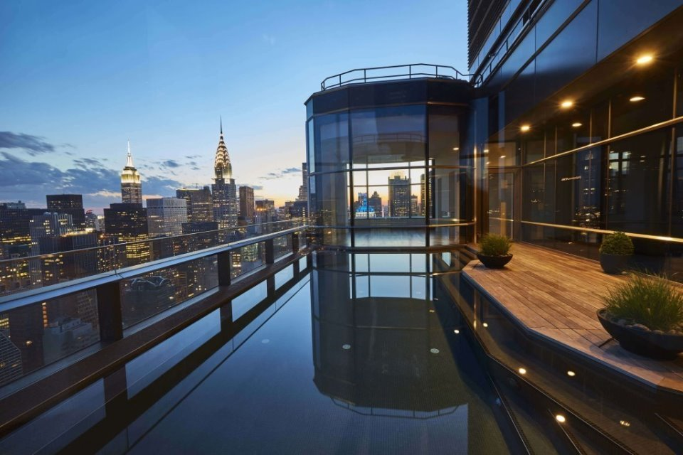 Condominium for Sale at 50 United Nations Plaza Dph42/43 50 United Nations Plaza New York, New York 10017 United States